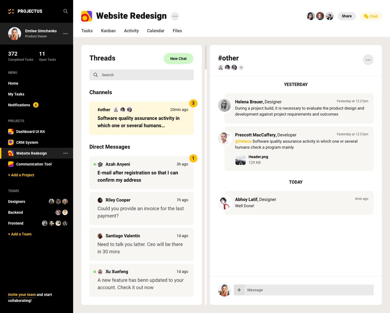 项目管理工具UI工具包插图5