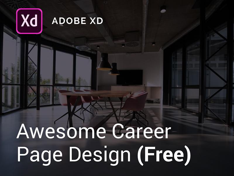 职业网站页面设计模板插图