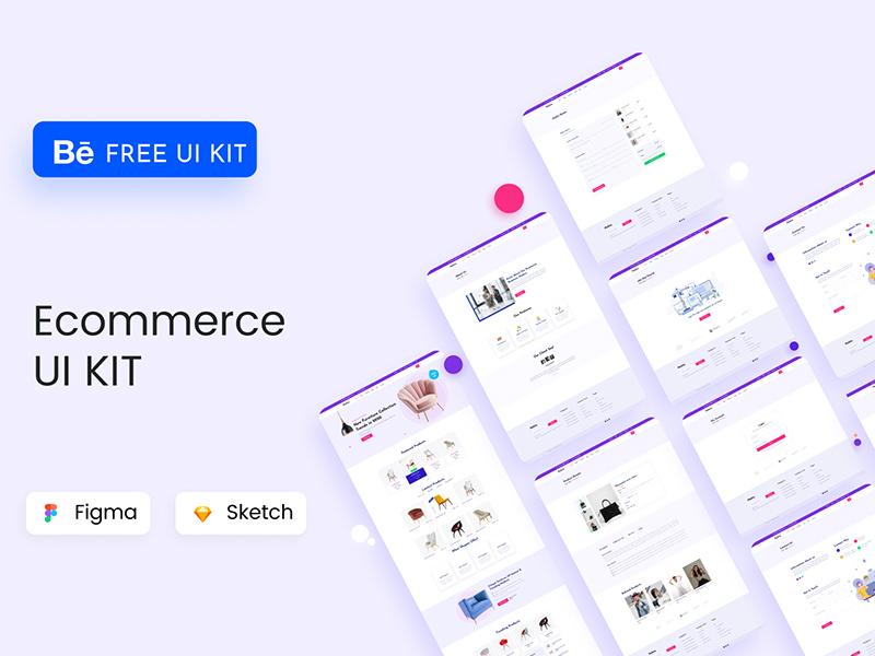 电子商务网站工具包–Adobe Xd免费版插图