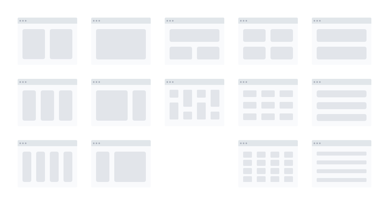桌面产品设计流程图/线框图工具包插图1