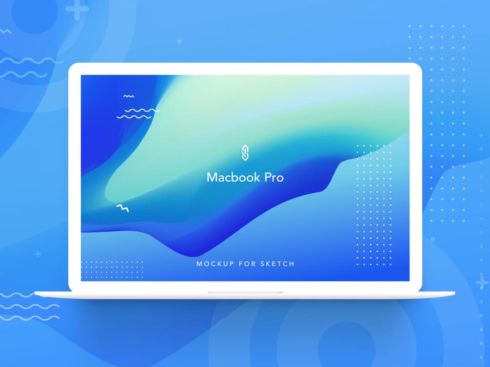 MacBookPro电脑样机插图2