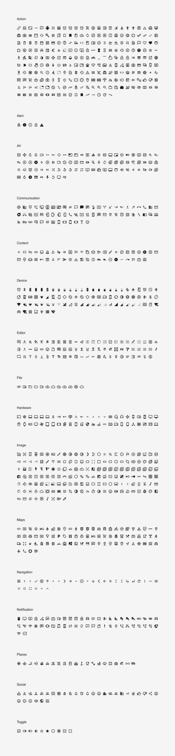 图形工具图标库插图1