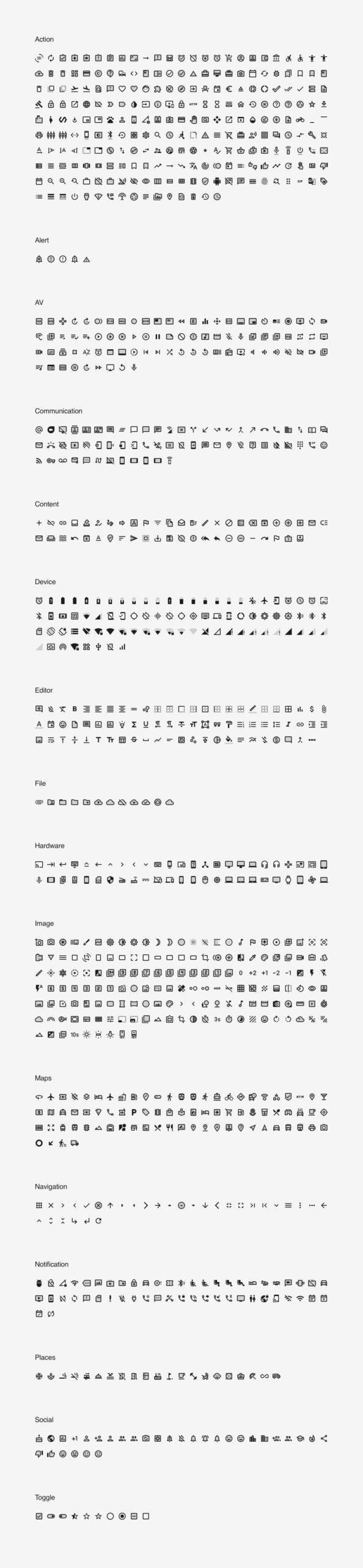 图形工具图标库插图2