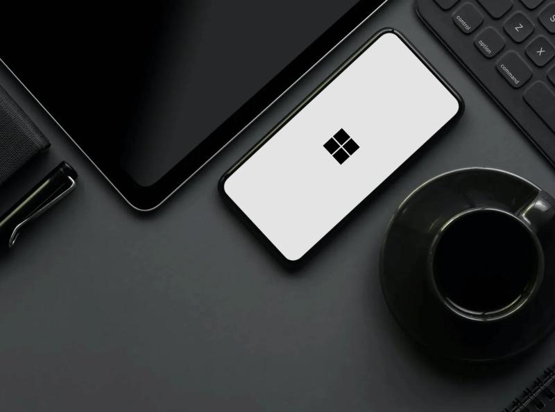 微软移动商店概念设计模板插图3